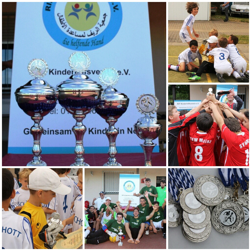 Bilder-Collage RIF Cup 2013
